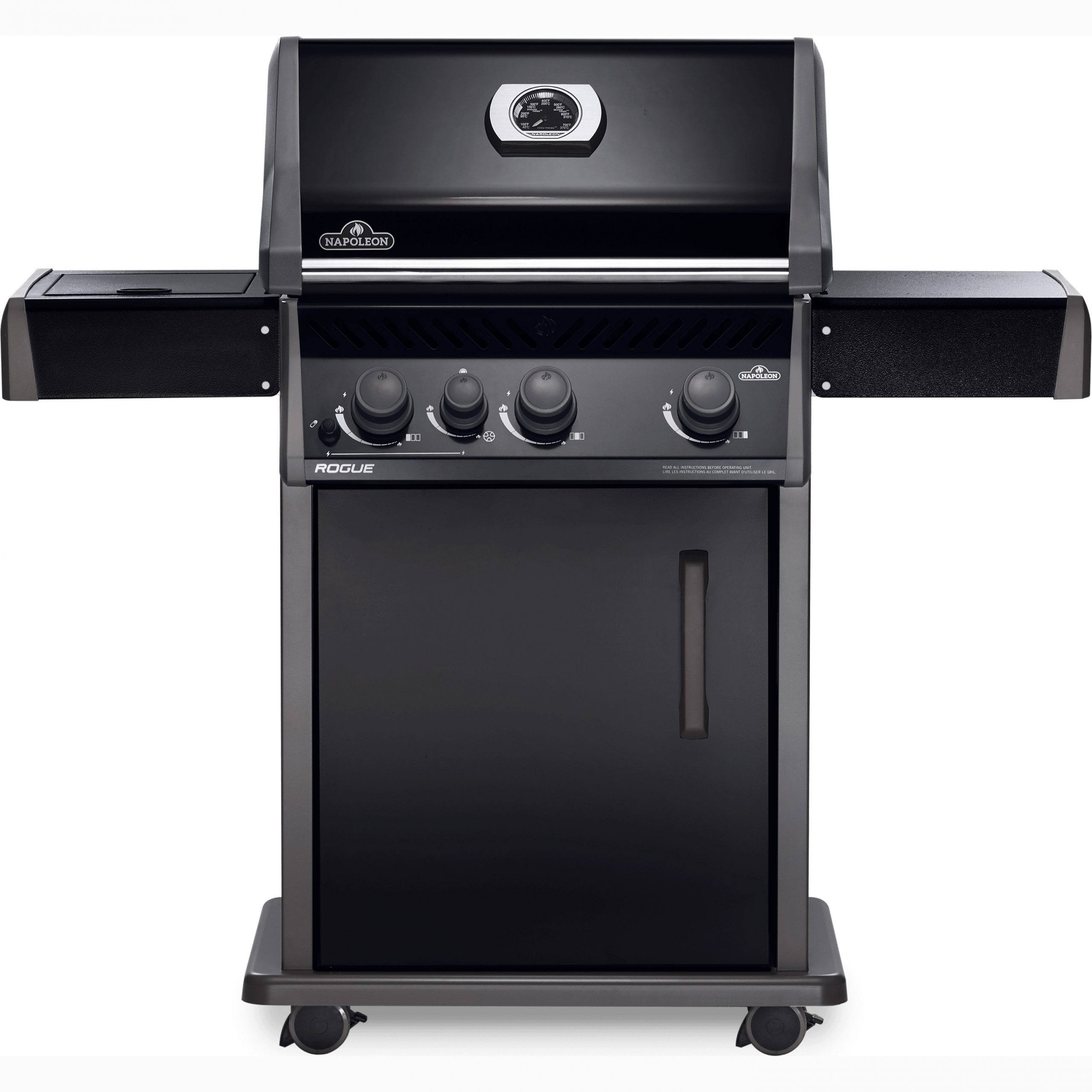 Napoleon draaispit Rogue serie Cookers & Grills