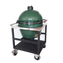 Big Green Egg XL + RVS tafel