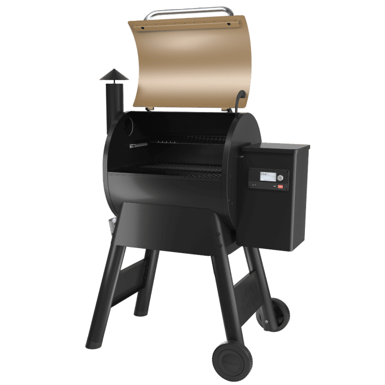 Traeger Pro 575 pellet grill Cookers & Grills