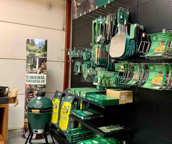 big green egg showroom 3