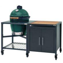 Big-Green-Egg-Large-met-modulair-EGG-frame-en-Cabinet-